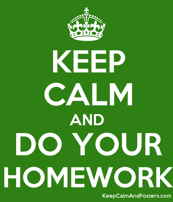 How to get someone to do your homework