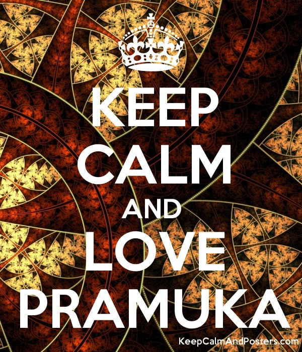 Keep Calm And Love Pramuka Keep Calm And Posters Generator