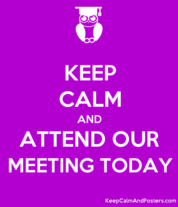 Image result for meeting today