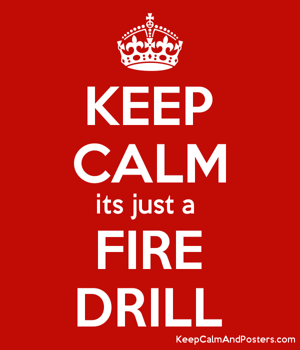 Image result for fire drill