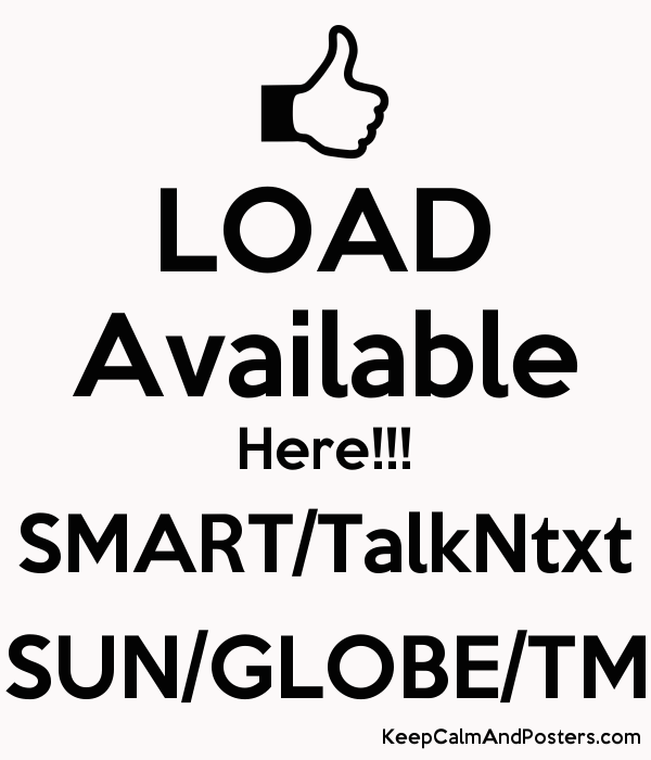 load available here smarttalkntxt sunglobetm keep