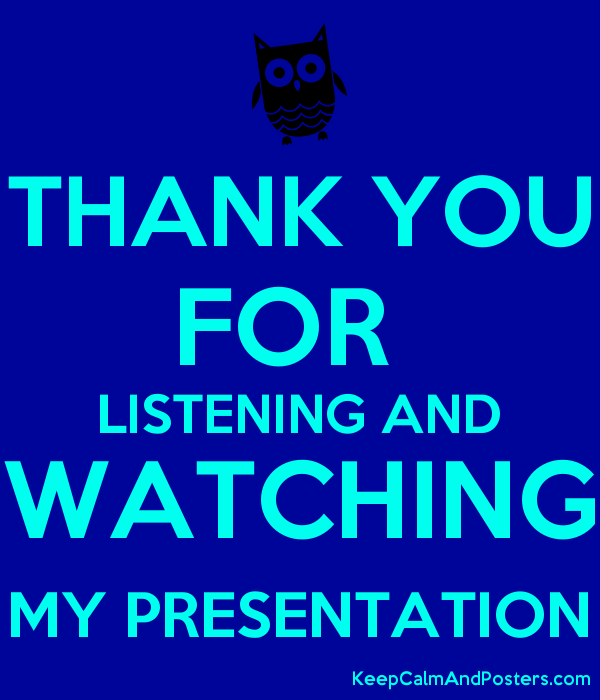 how to say thank you for watching frech