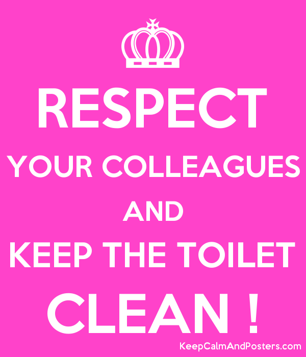 Keep toilet clean poster related keywords keep toilet for How to keep a toilet clean