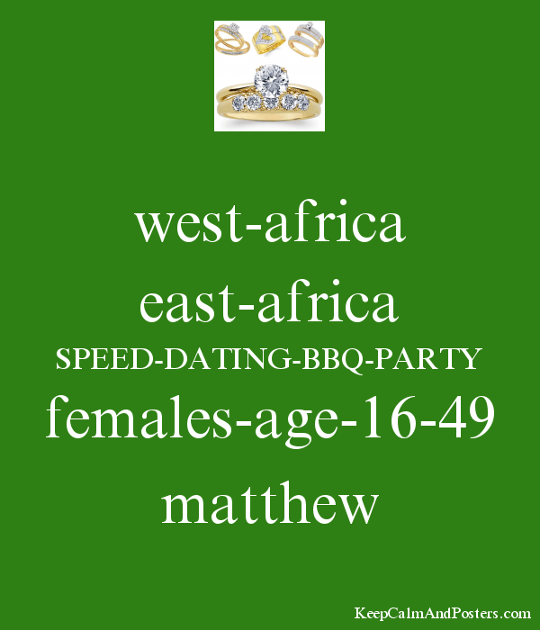 West africa dating