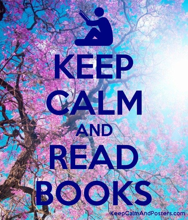 keep calm and read books keep calm and posters generator maker