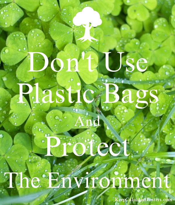 how to make environment poster