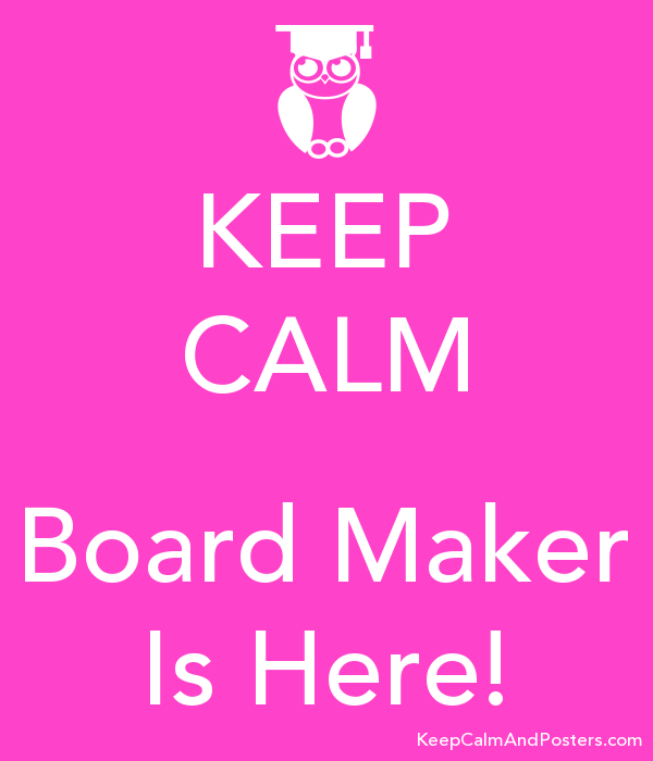 keep calm board maker is here keep calm and posters generator