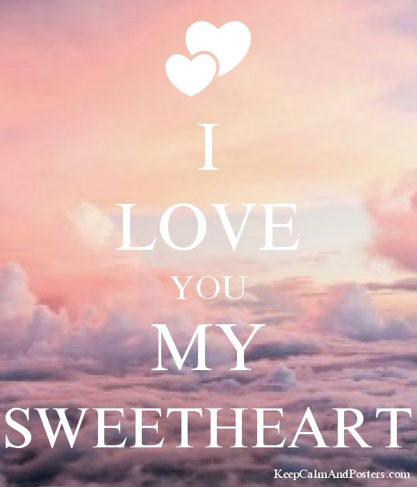 Images of i love you my sweetheart