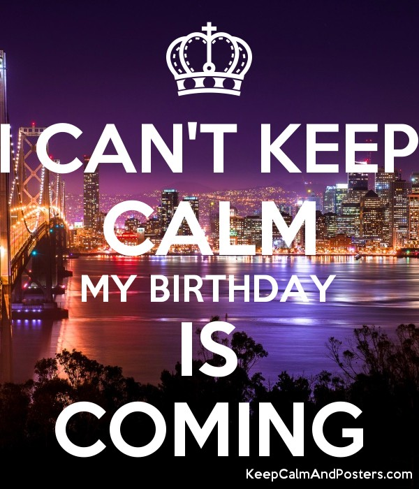 Happy Birthday And My Birthday Is Coming Soon Just Saying Ho Ho Ho Birthday Gift Blank Line College Rule Journal For High School College Girl Inches 100 Pages