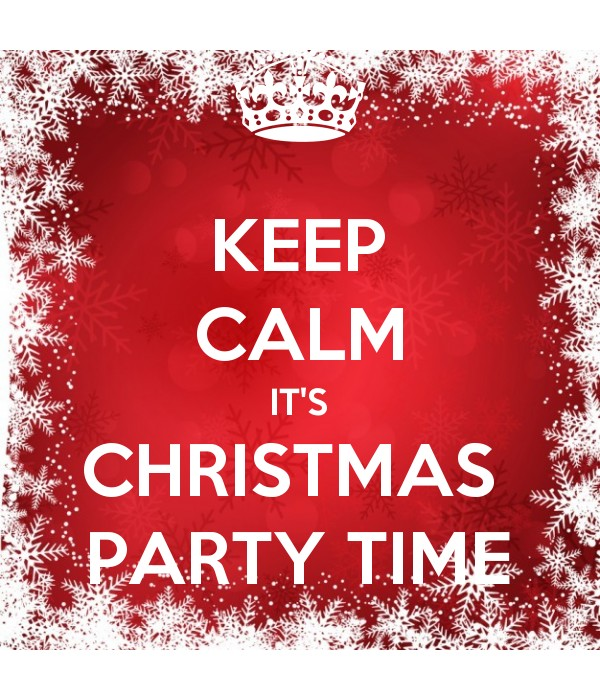 Keep Calm Christmas.Keep Calm It S Christmas Party Time Keep Calm And Posters