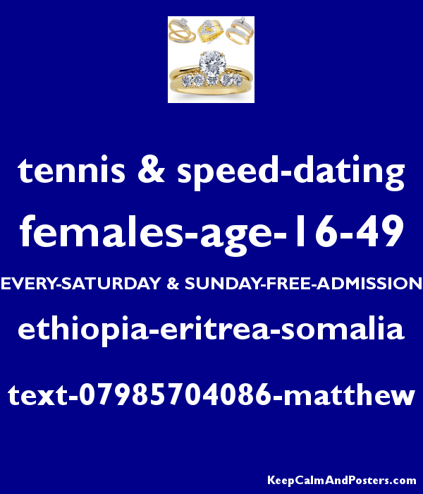 speed dating age 20 Speed dating london and lock & key parties from london's market leaders,  a  whole lot of fun tickets age range male places left female places left £20.