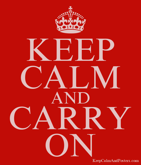 keep calm and carry on keep calm and posters generator maker for