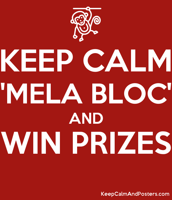 Get prizes and stay calm