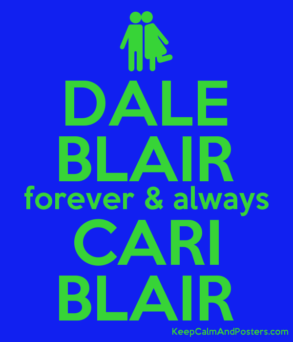 Keep Calm And Dale