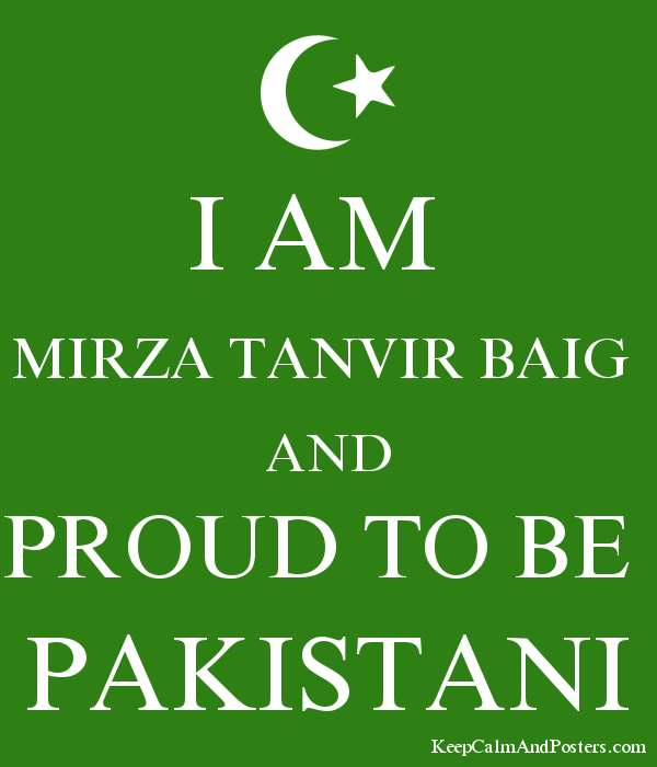 proud to be pakistani essay 26 amazing pakistanis who have made us proud  im a 22 year old pakistani, and without any doubt i can say i am proud to be a pakistani (for my own reasons), but i wanna know why you guys write .