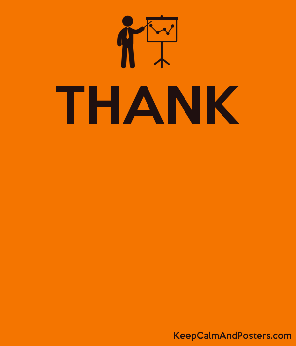 THANK     Poster