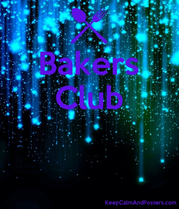 Bakers Club    Poster