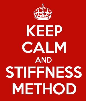 KEEP CALM AND STIFFNESS METHOD
