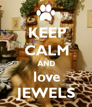 KEEP CALM AND love JEWELS