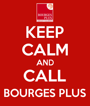 KEEP CALM AND CALL BOURGES PLUS