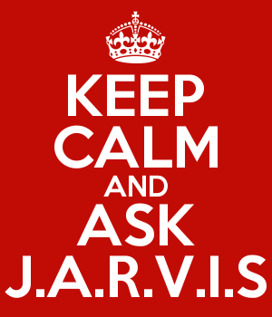 KEEP CALM AND ASK J.A.R.V.I.S