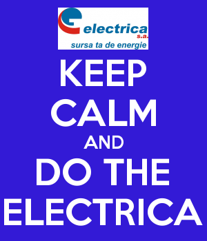 KEEP CALM AND DO THE ELECTRICA