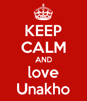 KEEP CALM AND love Unakho